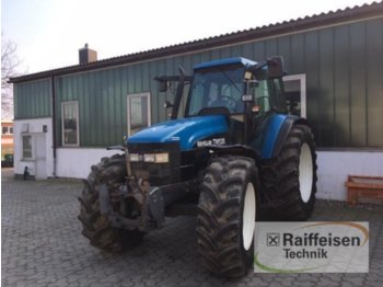Wheel tractor New Holland TM 135