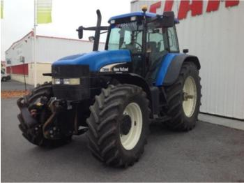 Wheel tractor New Holland TM 190