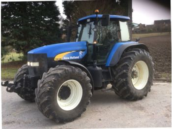 New Holland TM 190 - wheel tractor