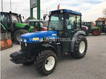 New Holland TN-D 60 A wheel tractor from Germany for sale at