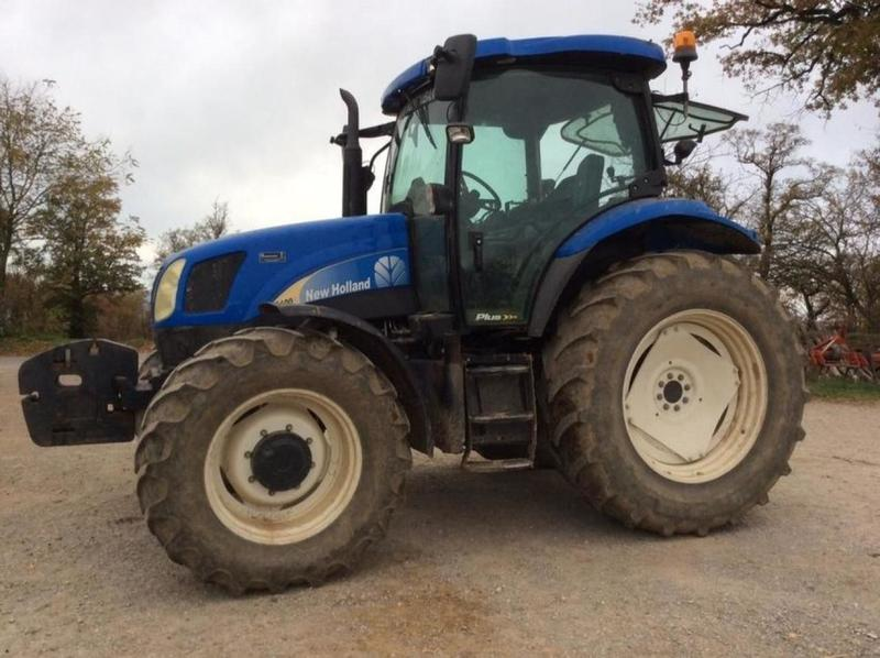 Berühmt New Holland TSA 100 wheel tractor from Germany for sale at Truck1 &TO_96