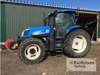 New Holland TSA 135 - wheel tractor