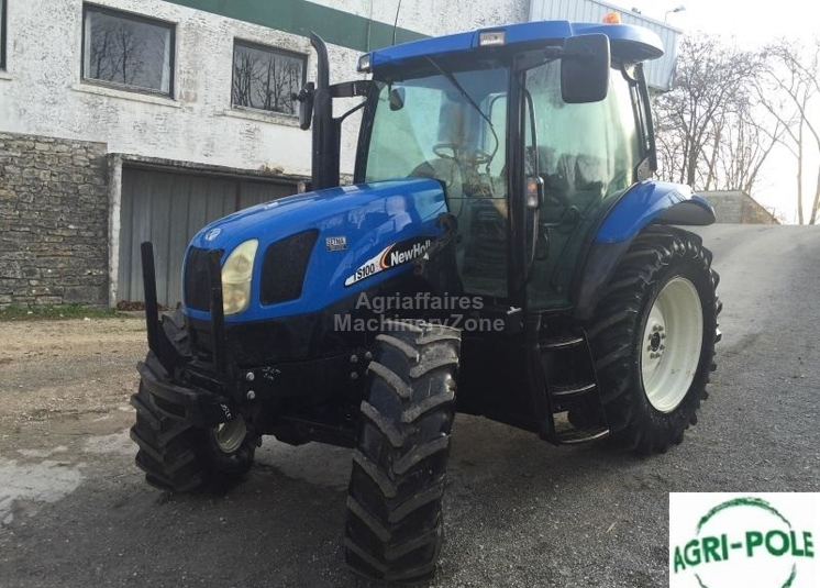 Etwas Neues genug New Holland TS 100 A wheel tractor from France for sale at Truck1 #AP_09