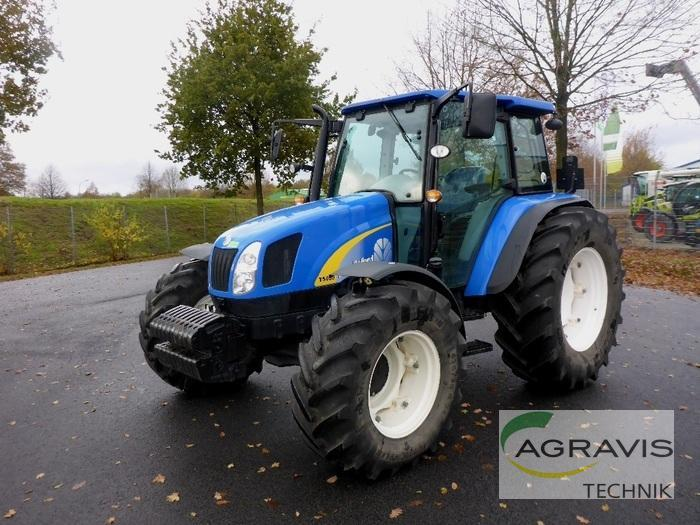 Wheel tractor New Holland T 5050 - Truck1 ID: 2192122
