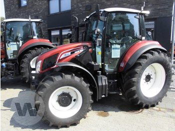 Wheel tractor New Holland T 5.115 DC FIAT100