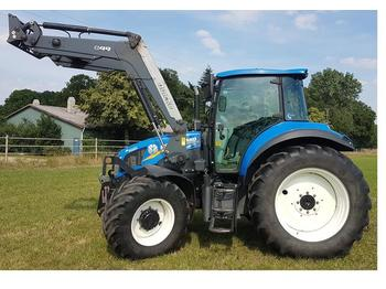 New Holland T 5.95 EC - wheel tractor