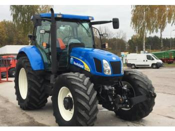 New Holland T 6070 6080  - wheel tractor