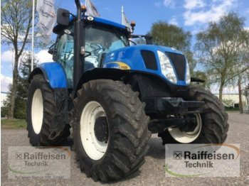 Wheel tractor New Holland T 7030