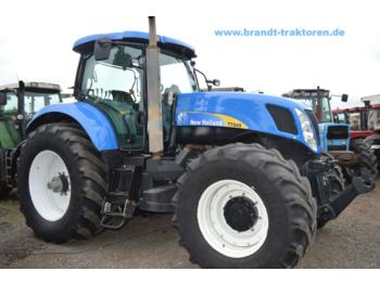 Wheel tractor New Holland T 7040