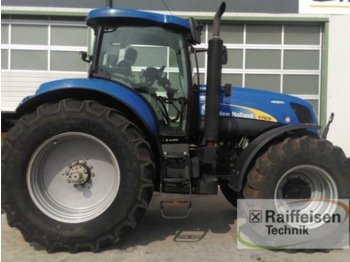 Wheel tractor New Holland T 7050