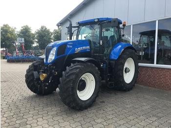 New Holland T 7.210 Autocommand - wheel tractor