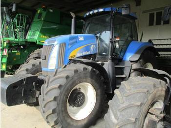 Wheel tractor New Holland T 8030