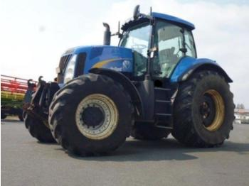 Wheel tractor New Holland T 8040