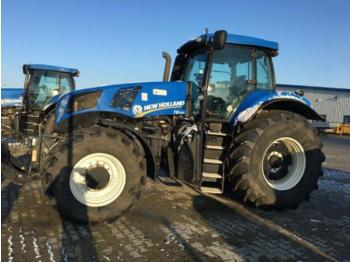 New Holland T 8.330 UC - wheel tractor