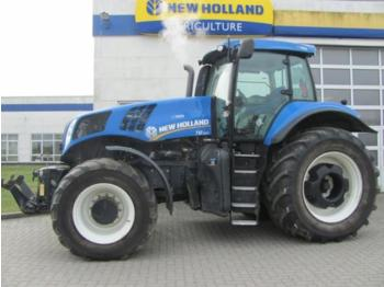 Wheel tractor New Holland T 8.360
