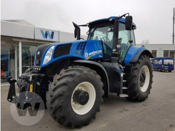 New Holland T 8.380 UC - wheel tractor