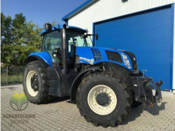 Wheel tractor New Holland T 8.390 UC