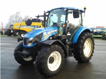 Wheel tractor New Holland t4-105
