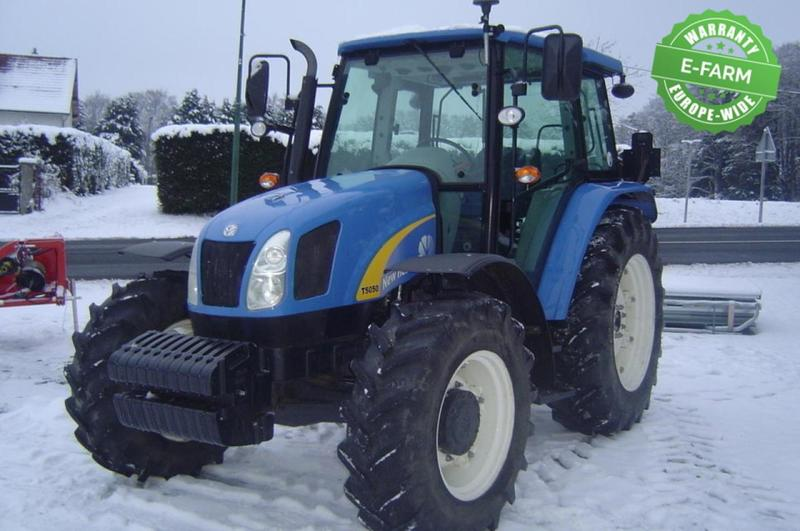 Wheel tractor New Holland t5050 - Truck1 ID: 3014120