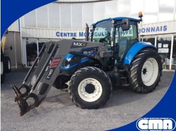 Wheel tractor New Holland t5.115