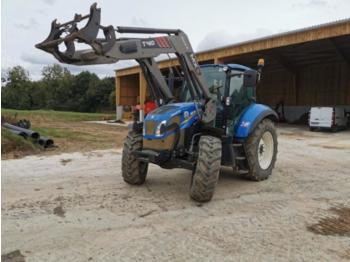 Wheel tractor New Holland t5.95ec