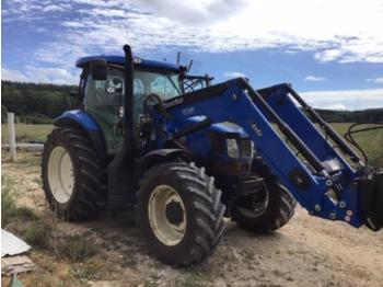 Wheel tractor New Holland t6