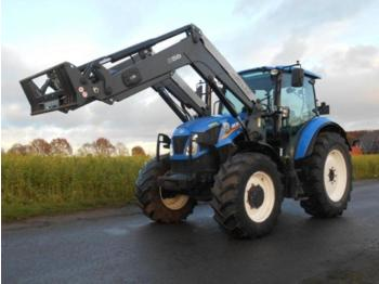 Wheel tractor New Holland t 5.95