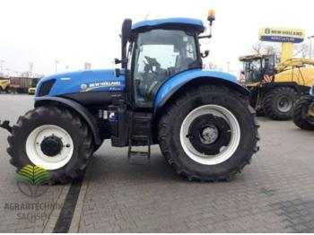 New Holland t 7.270 ac - wheel tractor