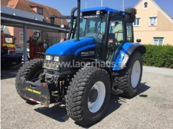 New Holland ts 100 - wheel tractor