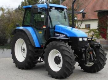 New Holland ts 100 electroshift - wheel tractor