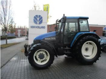 New Holland ts 115 - wheel tractor