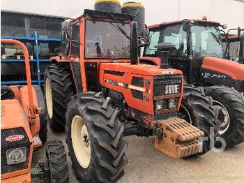 SAME EXPLORER 80DT - wheel tractor