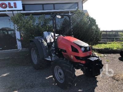 New Same Solaris 55dt Wheel Tractor For