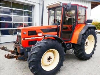 Same explorer 70 vdt - wheel tractor