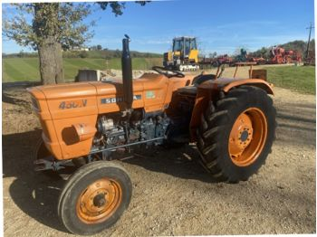 Wheel tractor Someca 450