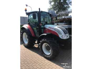 Steyr 4055S KOMPACT - wheel tractor
