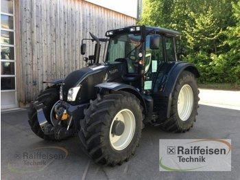Valtra N 163V - wheel tractor