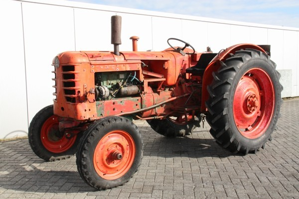 Volvo Bm 350 Wheel Tractor From Netherlands For Sale At