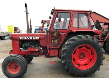 Wheel tractor Volvo BM 650 Turbo: picture 1