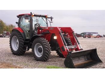 case IH MAXXUM 125 - wheel tractor