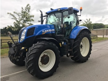 Wheel tractor new holland T7.185