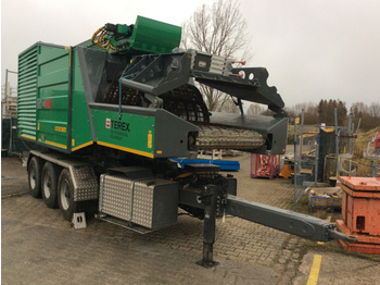 Schliesing 500mx Mit Tandemfahrgestell Wood Chipper From