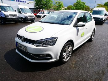 VW Polo V Comfortline BMT/Start-Stopp - automobil