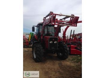 Frontlader für Traktor Inter-Tech Frontlader IT 1600S/Front loader IT1600/S/Фронтальный погрузчик IT1600/S/Pala cargadora/Ładowacz czołowy
