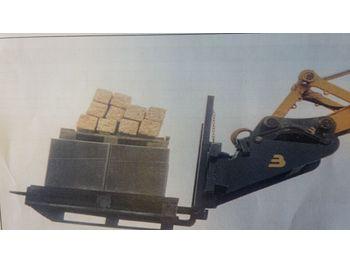 Beco PZ1 palletbord - Gabel
