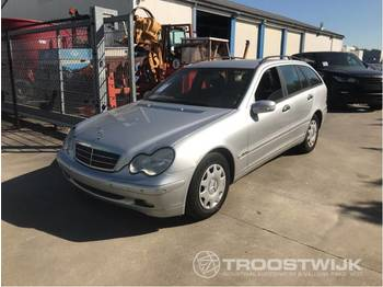 PKW Mercedes-Benz C 200 CDI