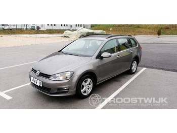 PKW Volkswagen Golf 4motion
