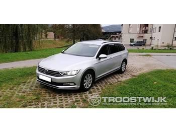 PKW Volkswagen Passat 4motion
