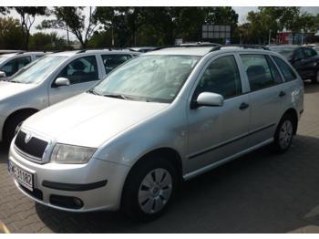 Škoda Fabia  - personenwagen