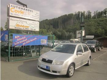 Skoda Fabia 2.0 GT KLIMA 4X EL.Fensterheber Nur 71TKM - personenwagen